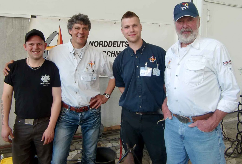 Starkes Team - Nordhuf